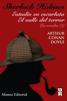 Sherlock Holmes Estudio En Escarlata El Valle Del Terror Las Novelas 1 Pdf Ebook Pdf Collection