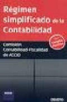Emprende2020.es Regimen Simplificado De La Contabilidad Image