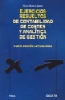 Vinisenzatrucco.it Ejercicios Resueltos De Contabilidad De Costes Y Analitica De Ges Tion (8ª Ed.) Image