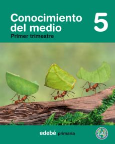 Trailab.it Conocimiento Del Medio 5º Primaria (Encuadernacion Por Trimestres ) Image
