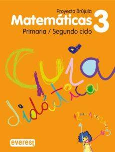 Inmaswan.es Matematicas 3 Educacion Primaria Guia Didactica Brujula Image