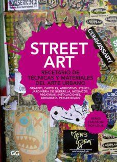 Padella.mx Street Art: Recetario De Técnicas Y Materiales Del Arte Urbano Image