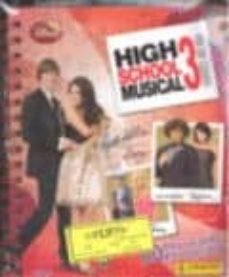Padella.mx High School Musical 3: Blister Archivador + 72 Sobres Fotocards Image