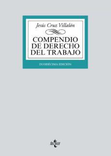 Descargar COMPENDIO DE DERECHO DEL TRABAJO gratis pdf - leer online