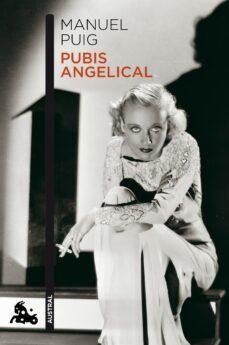 Kindle e-books nuevo lanzamiento PUBIS ANGELICAL PDB RTF de MANUEL PUIG