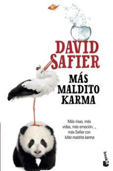 Descarga gratuita de libros populares. MAS MALDITO KARMA 9788432232312 de DAVID SAFIER  in Spanish