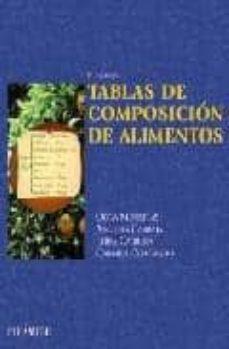 Javiercoterillo.es Tablas De Composicion De Alimentos Image