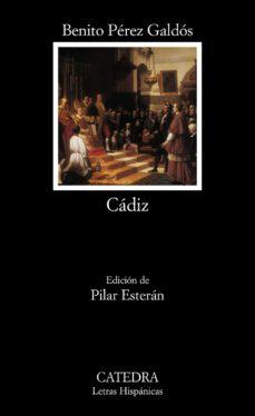 cadiz-benito perez galdos-9788437620312