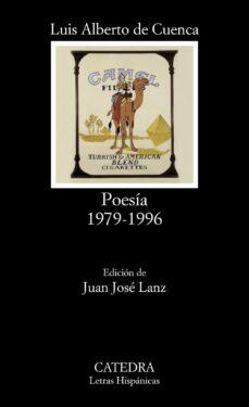 Descarga gratuita de audiolibros de libros electrónicos POESIA 1979-1996 (Spanish Edition)