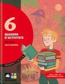 Chapultepecuno.mx Llengua 6 Quadern Activitats (Projecte Tram) Image