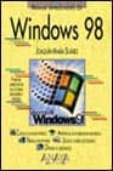 Canapacampana.it Windows 98 (Manuales Imprescindibles) Image