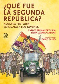 Followusmedia.es Que Fue La Segunda Republica: Nuestra Historia Explicada A Los Jovenes Image
