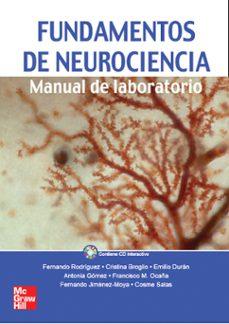 Descarga google books a pdf gratis FUNDAMENTOS DE NEUROCIENCIA: MANUAL DE LABORATORIO