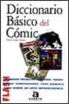 diccionario basico del comic-federico lopez socasau-9788448303112