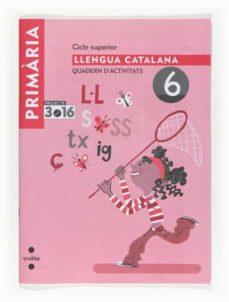 Titantitan.mx Llengua Catalana Quadern D Activitats 6 Projecte 3.16 6º Primaria Image
