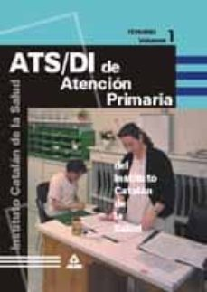 Vinisenzatrucco.it Ats I.c.s Temario Atencion Primaria (Vol. I) Image