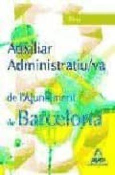 Chapultepecuno.mx Auxiliar Administratiu De L Ajuntament De Barcelona: Test Image