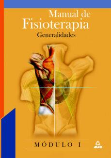 Descargar libros gratis en línea para kindle fire MANUAL DE FISIOTERAPIA: GENERALIDADES. MODULO I