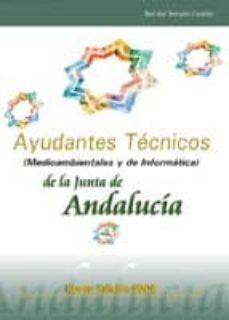 Curiouscongress.es Ayudantes Tecnicos De La Junta De Andalucia: Test Del Temario Com Un Image
