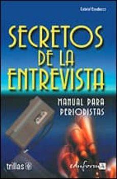 Inmaswan.es Secretos De La Entrevista Manual Para Periodistas Image