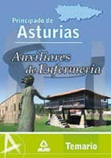 Permacultivo.es Auxiliar De Enfermeria Del Principado De Asturias. Temario Image