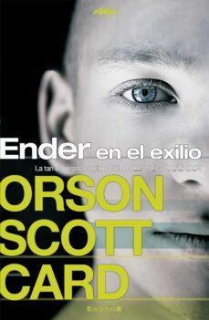 ender en el exilio (saga de ender 1.3)-orson scott card-9788466643412