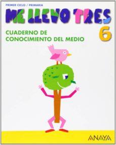 Costosdelaimpunidad.mx Conocimiento Del Medio 2º Educacion Primaria Cuaderno 6 Proyecto Me Llevo Tres Image