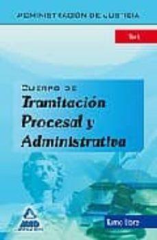 Ironbikepuglia.it Cuerpo De Tramitacion Procesal Y Administrativa (Turno Libre) De La Administracion De Justicia: Test Image