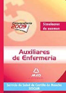 Permacultivo.es Auxiliares De Enfermeria Del Servicio De Salud De Castilla-la Man Cha (Sescam). Simulacros De Examen Image