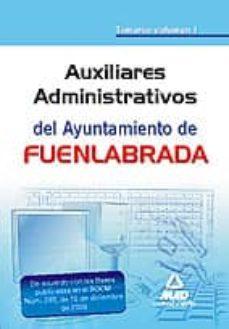 Upgrade6a.es Auxiliares Administrativos Del Ayuntamiento De Fuenlabrada. Temar Io Vol I Image