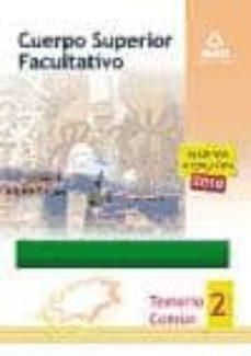 Emprende2020.es Cuerpo Superior Facultativo De La Junta De Andalucia. Temario Com Un. Volumen Ii Image