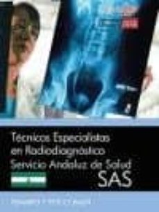 Eldeportedealbacete.es Técnicos Especialistas En Radiodiagnóstico. Servicio Andaluz De Salud (Sas). Temario Y Test Común Image
