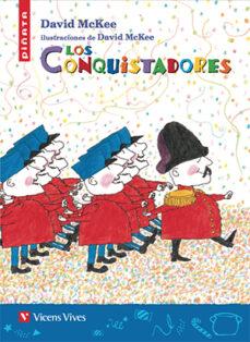 26. los conquistadores-daryl mckee-9788468204512