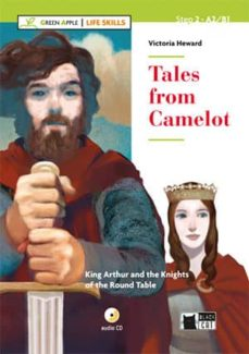 Descarga gratuita de libros de bases de datos TALES FROM CAMELOT. BOOK AND CD (LIFE SKILLS) de  PDF MOBI