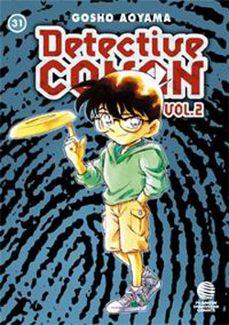 detective conan ii nº 31-gosho aoyama-9788468471112