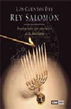 los cuentos del rey salomon: inspiraciones con un clasico de la s abiduria-9788475564012