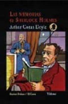 Libros en ingles gratis para descargar LAS MEMORIAS DE SHERLOCK HOLMES (Literatura española) 9788477024712 de ARTHUR CONAN, SIR DOYLE