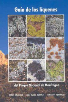 Inmaswan.es Guia De Los Liquenes Del Parque Nacional De Monfragüe Image