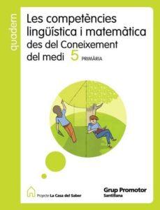 Milanostoriadiunarinascita.it Quadern Competenc Coneixement Del Medied.2009 5º Primaria Catala Image