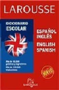Geekmag.es Diccionario Escolar Español-ingles, Ingles-español Image