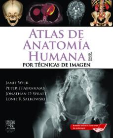 Chapultepecuno.mx Atlas De Anatomia Humana Por Tecnicas De Imagen + Student Consult (4ª Ed.) Image