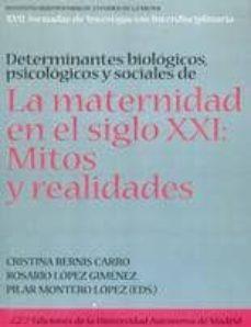 Geekmag.es Determinantes Biologicos, Psicologicos Y Sociales De La Maternida D En El Siglo Xxi: Mitos Y Realidades Image