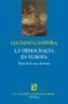 Relaismarechiaro.it La Democracia: Historia De Una Ideologia Image