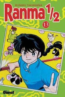 ranma 1/2 nº 13-rumiko takahashi-9788484491712