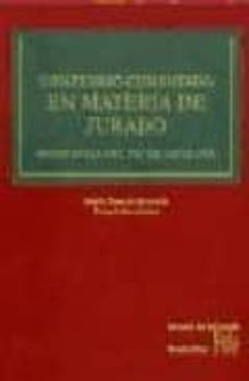 Cdaea.es Compendio Comentado En Materia De Jurado. Sentencia Del Tsj De Ca Taluña (Incluye Cd-rom) Image