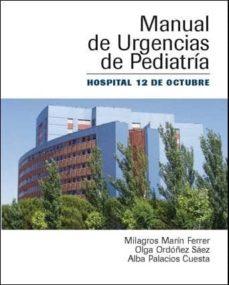 Titantitan.mx Manual Urgencias De Pediatria Hospital 12 De Octubre (2ª Ed) Image