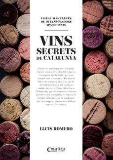 els vins secrets de catalunya-lluis romero-9788490345412