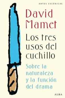 Javiercoterillo.es Los Tres Usos Del Cuchillo Image
