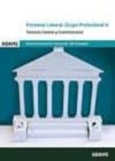 personal laboral. grupo profesional 4 temario comun y cuestionarios administracion general del estado-9788491472612