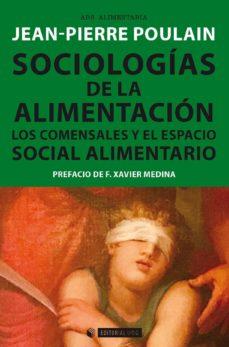 sociologías de la alimentación (ebook)-jean-pierre poulain-9788491803812